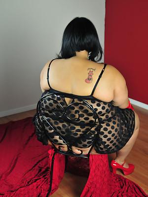 Huge ass glamorous Chubby Farrah Foxx